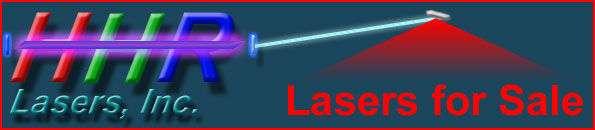 refurbished gas lasers for sale at hhr